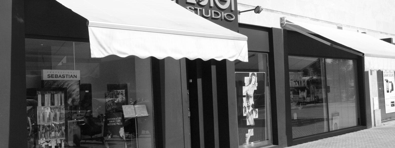 Peluquería en Sevilla - Luigi Studio
