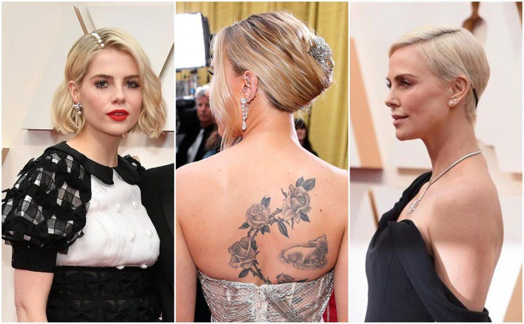 peinados de los Oscars 2020